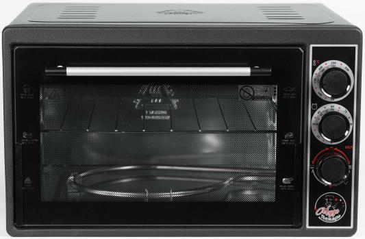 Мини-печь Чудо Пекарь ЭДБ-0123 чёрный