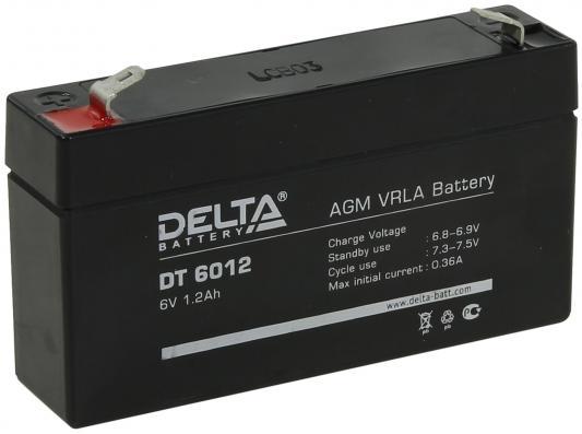 Батарея Delta DT 6012 цены онлайн