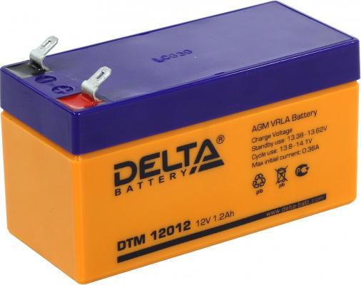 Батарея Delta DTM12012 цена и фото