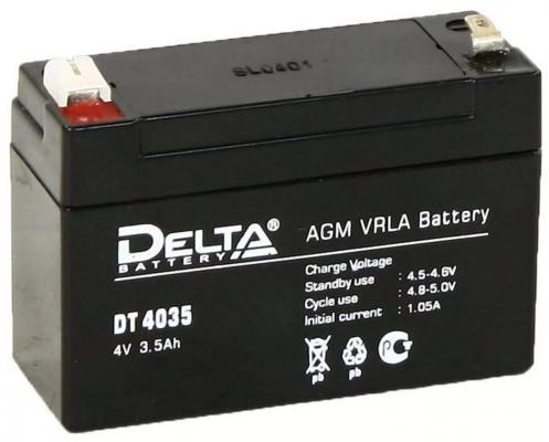 Батарея Delta DT 4035