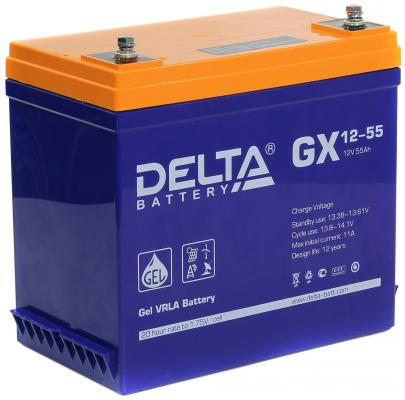 Батарея Delta GX 12-55