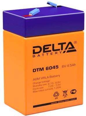 Батарея Delta DTM 6045