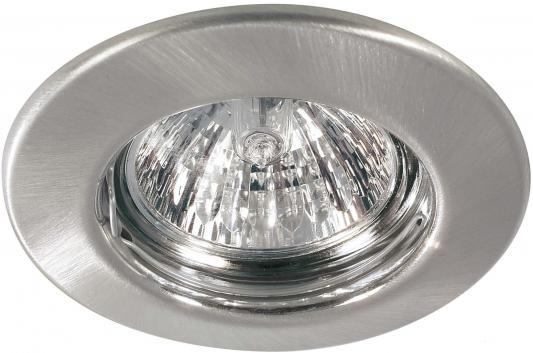 Встраиваемый светильник Paulmann Quality Line Halogen 98927 paulmann встраиваемый светильник paulmann quality line halogen 98927
