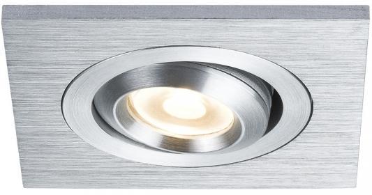 Встраиваемый светодиодный светильник Paulmann Premium Line Drill 92524 встраиваемый светильник paulmann premium line drill 92521