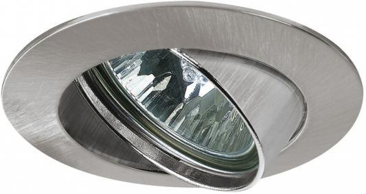 Встраиваемый светильник Paulmann Premium Line Halogen 99445 спот 66688 paulmann