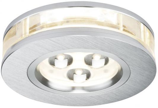 Встраиваемый светодиодный светильник Paulmann Premium Line Liro Led 92540 paulmann встраиваемый светодиодный светильник paulmann premium line led power lens flood 98729