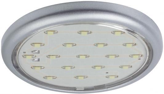 Мебельный светодиодный светильник Paulmann Micro Line Led 98775 мебельный светильник paulmann slimline micro 75121