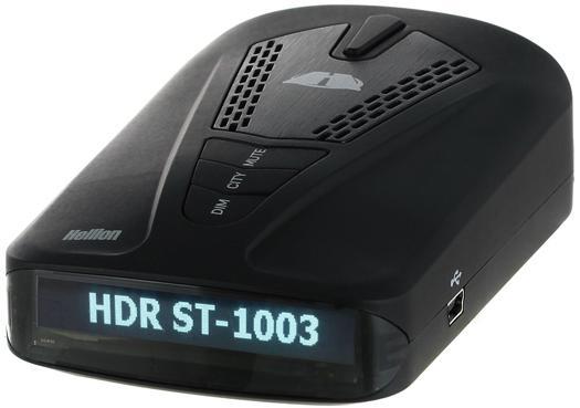 Pадар-детектор Hellion HDR-ST1003 Стрелка/Robot
