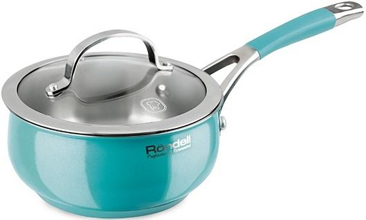 Ковш Rondell Turquoise RDS-716 16 см 1.5 л нержавеющая сталь