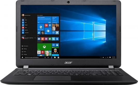 Ноутбук Acer Aspire ES1-533-P8BX 15.6 1366x768 Intel Pentium-N4200 NX.GFTER.018 ноутбук acer aspire es1 533 p8bx intel n4200 2gb 500gb dvd 15 6 win10