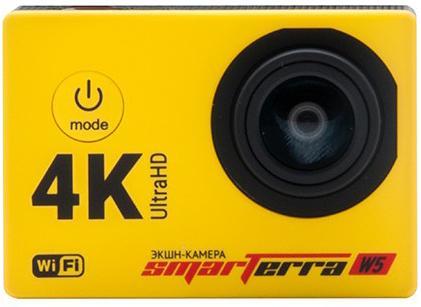 Экшн-камера Smarterra W5 желтый