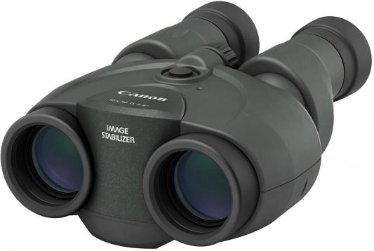 Бинокль Canon 10x 30мм Binocular IS II черный 9525B005 бинокль canon 10x30 is ii