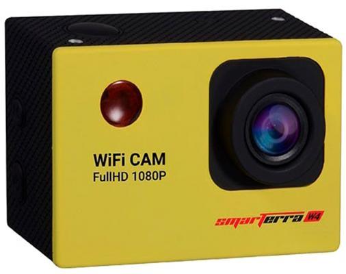 Экшн-камера Smarterra W4 желтый