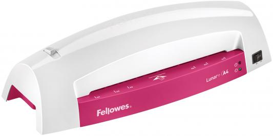 Ламинатор Fellowes Lunar+ A4 75х125мкм 30см/мин FS-57426 ламинатор fellowes fs 57428 lunar grey fuchsia