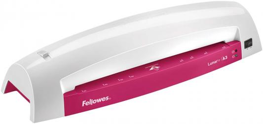 Ламинатор Fellowes Lunar+ A3 75х125мкм 30см/мин FS-57425 ламинатор fellowes fs 57428 lunar grey fuchsia