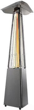 Инфракрасный обогреватель BALLU BOGH-15 13000 Вт серый инфракрасный обогреватель ballu bogh 15e 13000 вт пульт ду серый