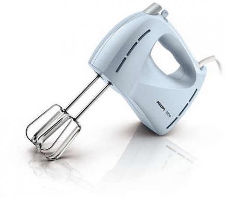 Миксер ручной Philips HR1464/30 300 Вт белый мультиварка philips hd3197 03