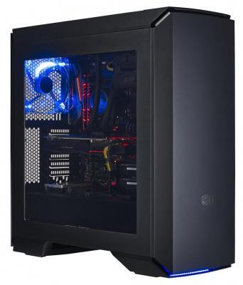 Корпус ATX Cooler Master MasterCase 6 Pro Без БП чёрный MCY-C6P2-KW5N-01 cooler master корпус miditower atx w o psu sgc 1000 kwn1 cooler master не указан