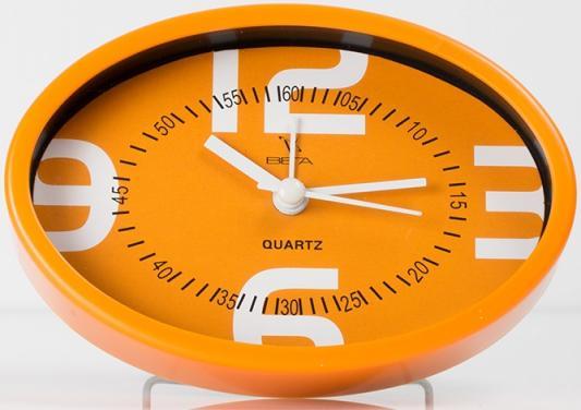 Будильник Вега Пробуждение гарантировано оранжевый 7706