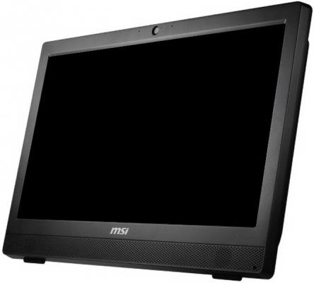 "Моноблок 23.6"" MSI Pro 24 4BW-015RU 1920 x 1080 Intel Pentium-N3710 4Gb 1Tb Intel HD Graphics 405 использует системную DOS черный 9S6-AE9211-015"