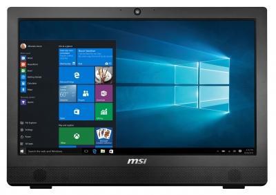 "Моноблок 23.6"" MSI Pro 24 4BW-015RU 1920 x 1080 Intel Pentium-N3710 4Gb 1Tb Intel HD Graphics 405 использует системную DOS черный 9S6-AE9211-015 цены онлайн"