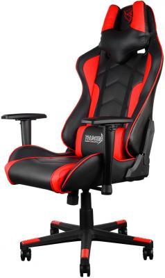 Кресло компьютерное игровое Thunder X3 TGC22 красно-черный TGC22-BR компьютерное кресло thunderx3 tgc22 bo