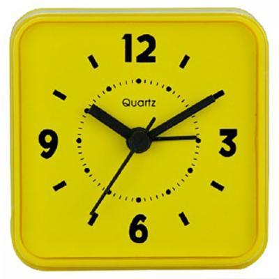 "Будильник Вега ""Хорошо спалось"" 6632 жёлтый"