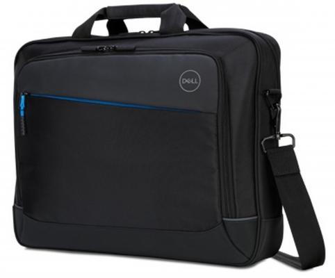 Сумка для ноутбука 14 DELL 460-BCBF синтетика черный