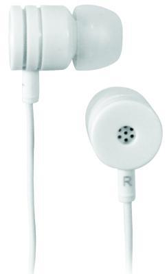 Наушники BBK EP-1180S белый