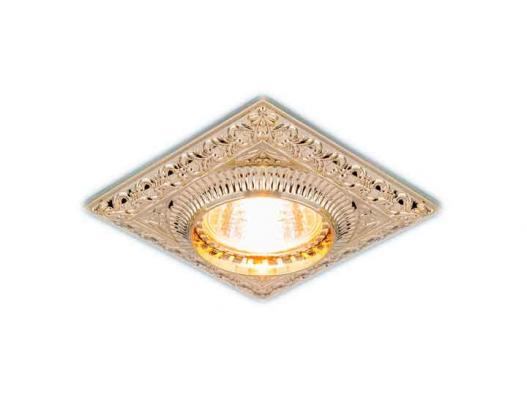 Встраиваемый светильник Elektrostandard 4104 MR16 GD золото 4690389045455