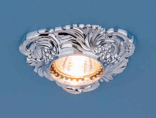 Встраиваемый светильник Elektrostandard 4105 MR16 CH хром 4690389045516