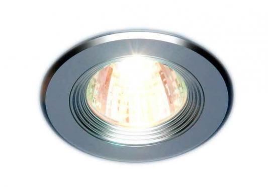 Встраиваемый светильник Elektrostandard 5501 MR16 SS сатин серебро 4690389009129  точечный светильник elektrostandard 863a ss сатин серебро