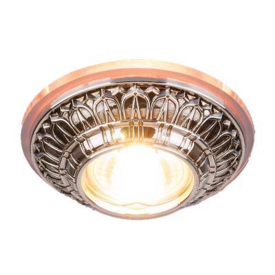 Встраиваемый светильник Elektrostandard 6024 MR16 CH хром 4690389056611