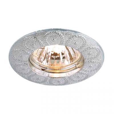 Встраиваемый светильник Elektrostandard 603 MR16 CH хром 4690389060816