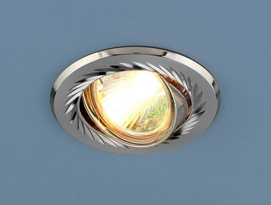 Встраиваемый светильник Elektrostandard 704 CX MR16 SN/N сатин-никель/никель 4607138147780 cx 491 p sensor mr li
