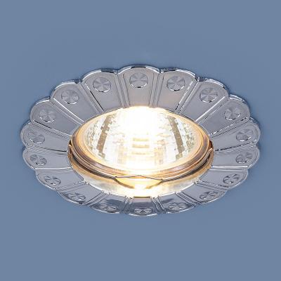 Встраиваемый светильник Elektrostandard 7201 MR16 CH хром 4690389044120