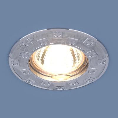 Встраиваемый светильник Elektrostandard 7202 MR16 CH хром 4690389044168