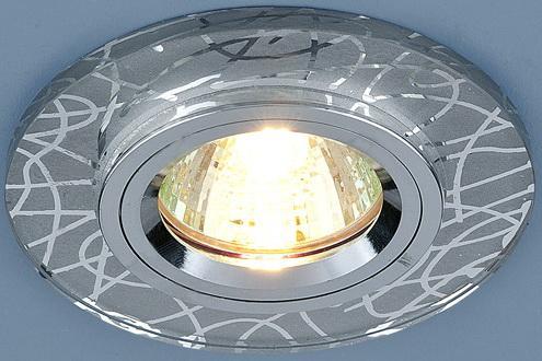Встраиваемый светильник Elektrostandard 8360 MR16 CH хром 4690389005916