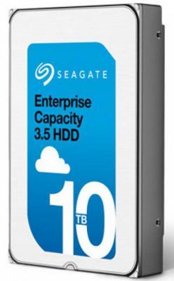 Жесткий диск 3.5 10Tb 7200rpm SAS Seagate ST10000NM0096 рамка flock на 1 пост белая werkel 1022948