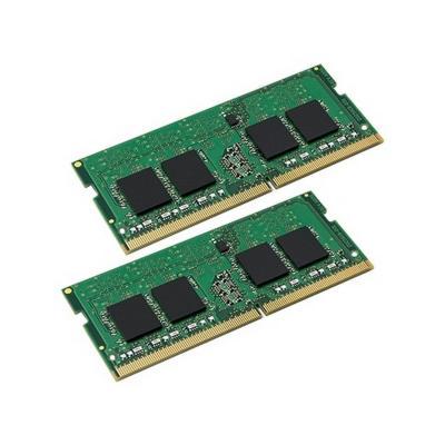 Оперативная память для ноутбука SO-DDR4 16Gb (2x8Gb) PC4-17000 2133MHz DDR4 DIMM CL15 Kingston KVR21S15S8K2/16
