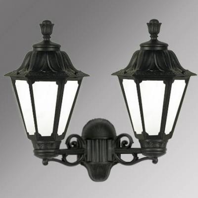 Уличный настенный светильник Fumagalli Porpora/Rut E26.141.000.AYE27 уличный настенный светильник fumagalli porpora rut e26 141 000wye27