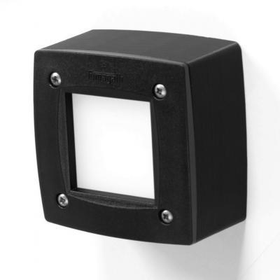 Уличный светодиодный светильник Fumagalli Extraleti 100 Square 3S1.000.000.AYG1L