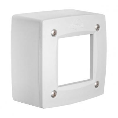 Уличный светодиодный светильник Fumagalli Extraleti 100 Square 3S1.000.000.WYG1L