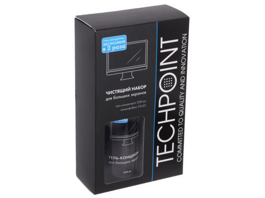 Чистящий набор Techpoint 2010 гель-концентрат 250мл + микрофибра 25х25см