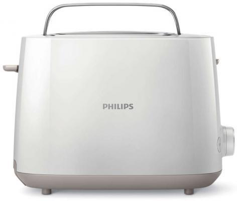 Тостер Philips HD2581/00 белый тостер philips hd2658