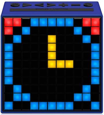 Портативная акустика Divoom Timebox Bluetooth синий 8044
