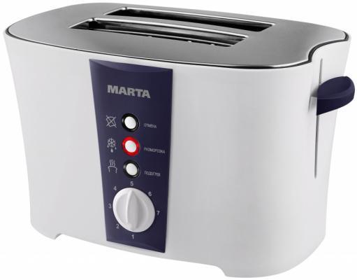 Тостер Marta MT-1709 синий топаз
