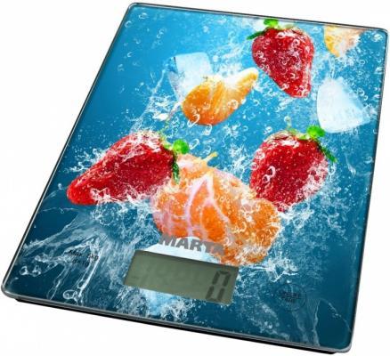 Весы кухонные Marta MT-1634 рисунок коктейль кухонные весы redmond rs 736 полоски