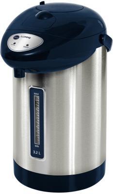 Термопот Lumme LU-298 900 Вт синий сапфир 3.2 л нержавеющая сталь термопот lumme lu 295 blue sapphire