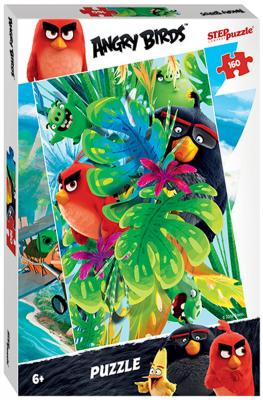 Пазл Step Puzzle Angry Birds 160 элементов